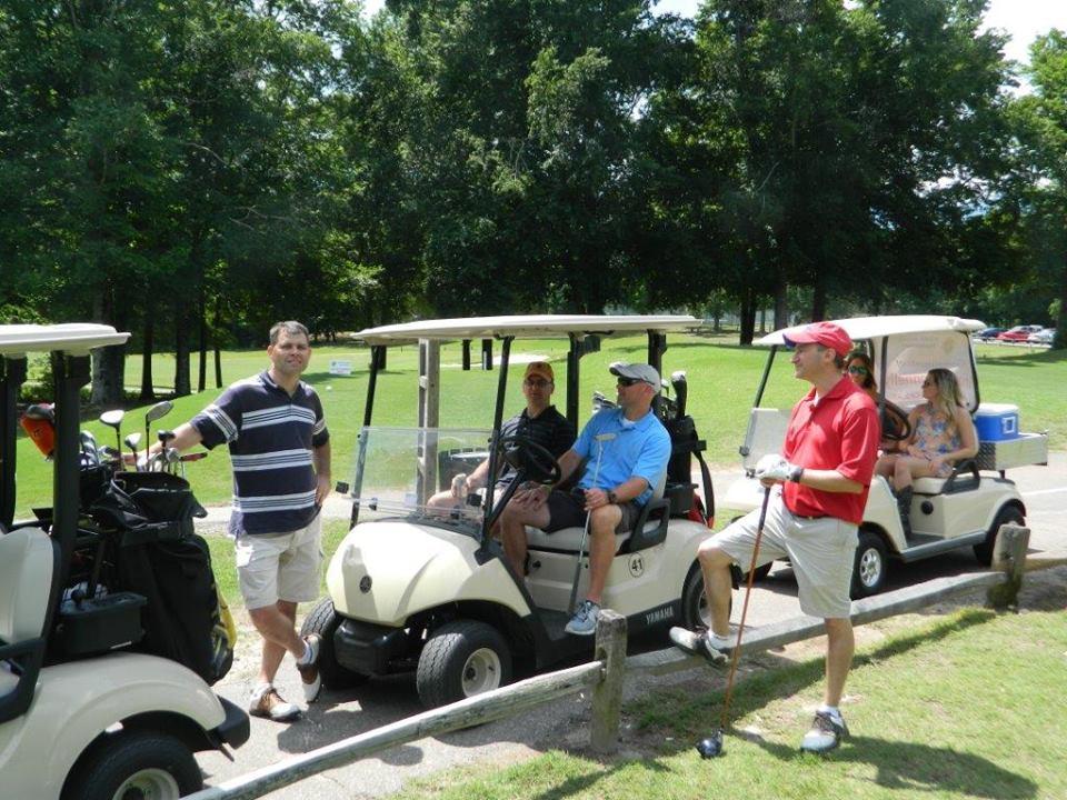 Council 11042 KOVAR Benefit Golf Tournament-2