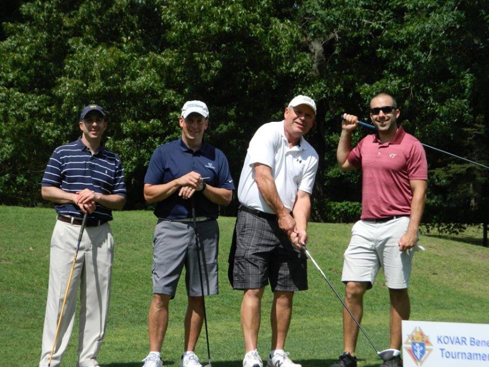 Council 11042 KOVAR Benefit Golf Tournament-4